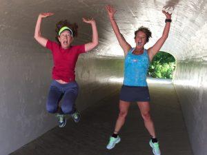 Tunnel jump